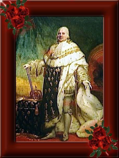 """Résultat de recherche d'images pour """"centerblog roi Louis XVIII"""""""